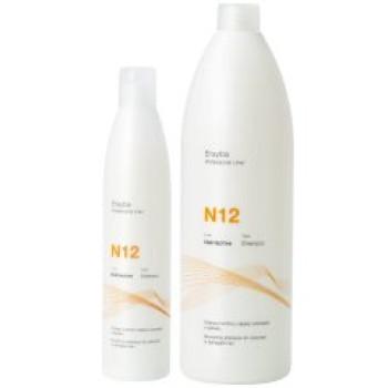 Шампунь питательный с растительными белками  Shampoo №12 300 ml