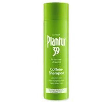 Шампунь с кофеином для всех типов волос Plantur 39, 250мл