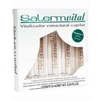 SalermVital ампулы для поврежденных волос  5х10 мл