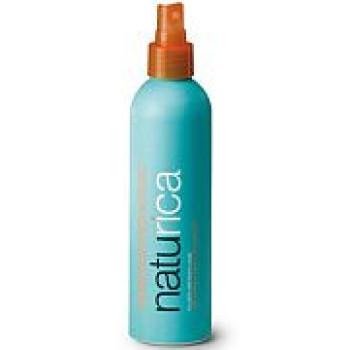 Увлажняющий «Спрей-Флюид» для мгновенного разглаживания с эффектом полированных волос.
