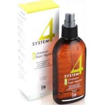 """Терапевтический спрей """"R"""" для восстановления волос  Sim Sensitive System 4"""