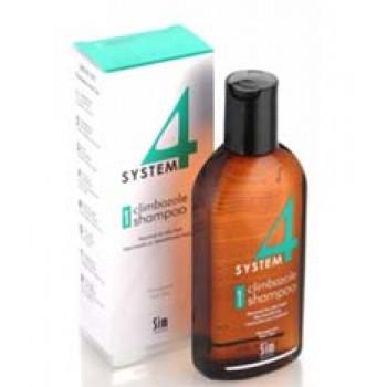 Терапевтический шампунь №1 System 4 для нормальных и жирных волос