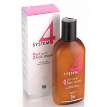 """Терапевтическая маска для волос """"О""""  Sim Sensitive System 4"""