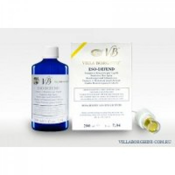 Защитный спрей для укладки волос с ухаживающими компонентами ЭСО-ДЕФЕНД - Eso-defend VILLA BORGHINI, 200ml