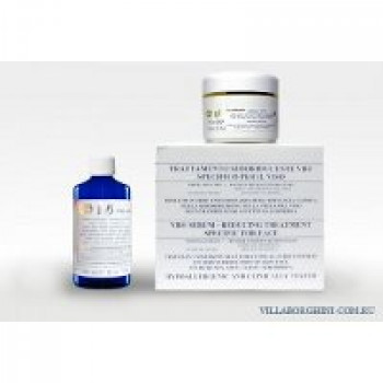 Комплекс себорегулирующий - Sebum reducing treatment VILLA BORGHINI