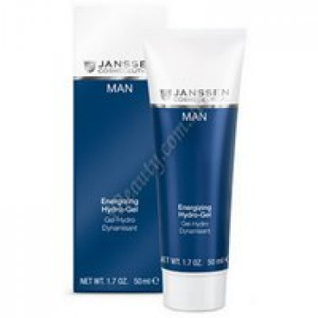 Увлажняющий энергонасыщающий гель - Hydro Energizing Gel Janssen Cosmetics, 50 ml