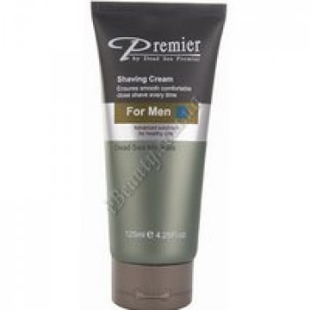 Крем-гель для бритья - SHAVING CREAM FOR MEN Premier, 125 ml