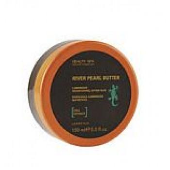 Жемчужный мерцающий крем для лица и тела / River pearl butter