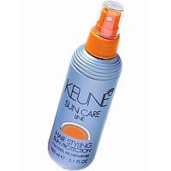 Средство для укладки волос, защищающее от солнца «Кэе лайн при загаре»