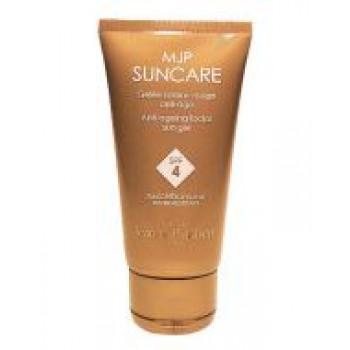 MJP Гель солнцезащитный для лица SPF4 Suncare