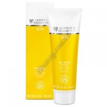 Водостойкая солнцезащ.ємульсия д\лица и тела - Sun Shield SPF-25 Janssen Cosmetics, 100 ml