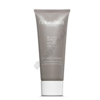 Солнцезащитный крем для лица SPF20 - Bronze Cream SPF20 Natura Bisse, 75 мл