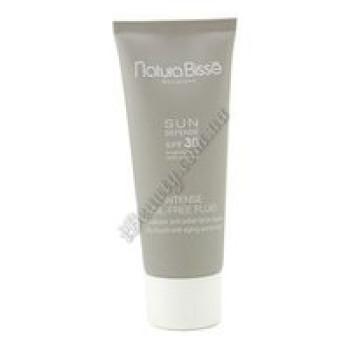 Солнцезащитная эмульсия для лица SPF30 - Intensive Oil-Free Fluid SPF30 Natura Bisse, 200 мл