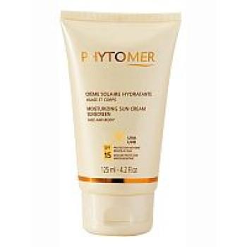 Увлажняющий солнцезащитный крем для лица и тела  SPF 15