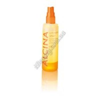 Солнцезащитный двухфазный спрей для волос и тела SPF 10 Alcina, 125 ml
