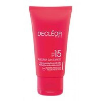 Крем защитный для лица с антивозрастным эффектом SPF15 - Creme Protectrice Anti-Rides FPS 15 (Visage) Decleor, 50 мл
