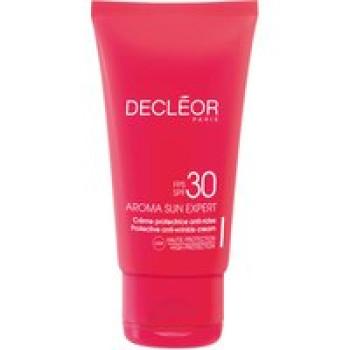 Крем защитный для лица с антивозрастным эффектом SPF30 - Creme Protectrice Anti-Rides FPS 30 (Visage) Decleor, 50 мл