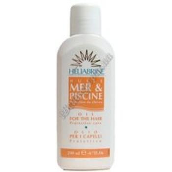 Солнцезащитное масло для волос - PROTECTIVE OIL for hair Heliabrine, 200 мл