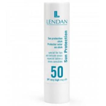 Солнцезащитный карандаш для губ SPF 50 LENDAN (Испания)