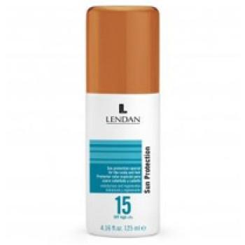 Солнцезащитное средство для волос и волосистой части головы SPF15 LENDAN (Испания) 125 мл